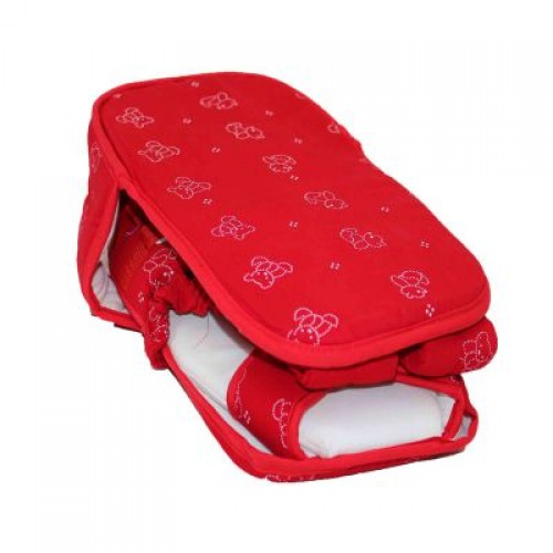Discovery Baby Carrier Bag - Red