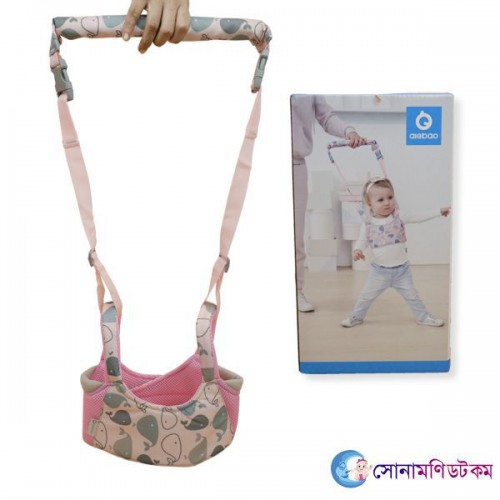 Baby Toddler Walking Assistant-Pink