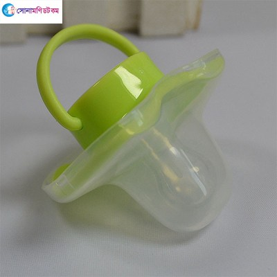 Silicone Pacifier - Green