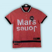 Chinese Polo T-Shirt