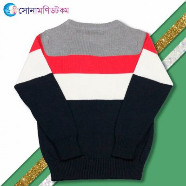 Baby Sweater---Nevy Blue | Sweater | Winter Collection at Sonamoni.com