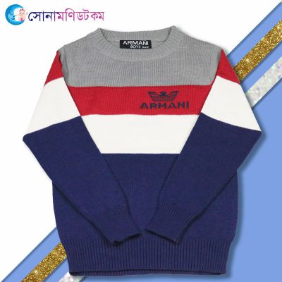 Baby Sweater---Nevy Blue