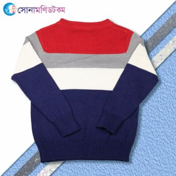 Baby Sweater---Nevy Blue   Sweater   Winter Collection at Sonamoni.com