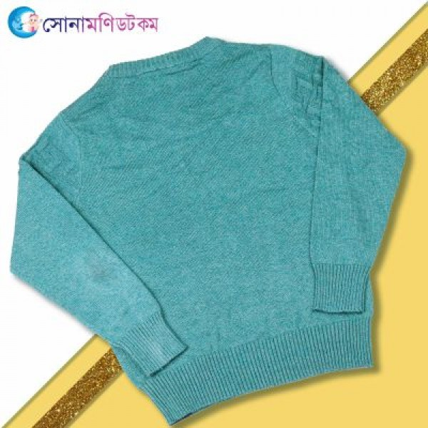 Baby Sweater--Bottle Green   Sweater   Winter Collection at Sonamoni.com