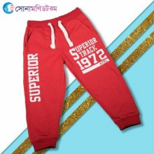 Baby Trouser - Red