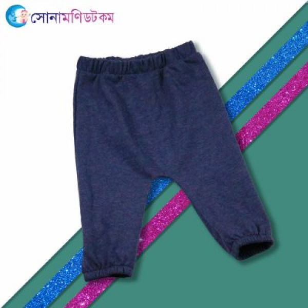 Baby Trouser- Blue | Trouser and Joggers | Winter Collection at Sonamoni.com
