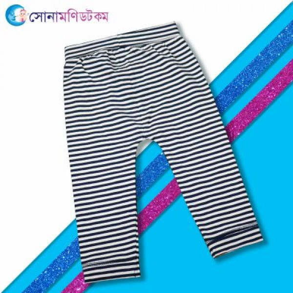 Baby Trouser- White And Blue   Winter Collection   BOY FASHION at Sonamoni.com