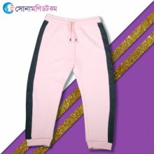Baby Trouser - Light Pink & Pink