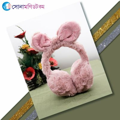 Baby Ear Muffs- Rosy Brown